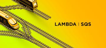 Współbieżność i współdziałanie Lambdy i SQS