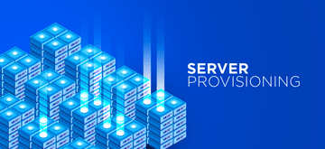 Server provisioning with Ansible