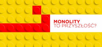 Czy monolity to architektura przyszłości?