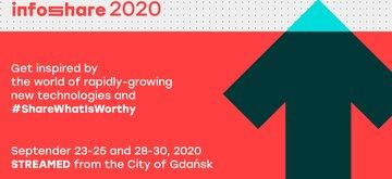 Konferencja Infoshare 2020 coraz bliżej!