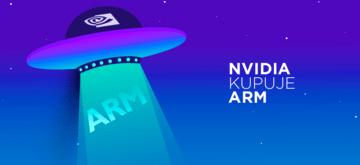 Nvidia wykupi ARM za 40 miliardów dolarów