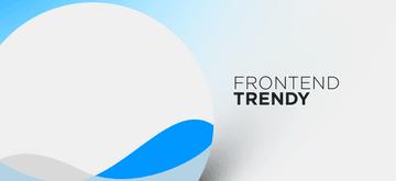 Trendy we Frontend Developmencie