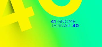 41. wydanie GNOME będzie określone jako 40.