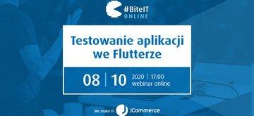 BiteIT #61: Testowanie aplikacji we Flutterze