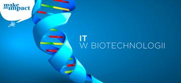 Na styku biotechnologii i IT