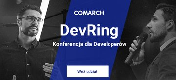 DevRing – konferencja dla front-end developerów w nowatorskiej formule