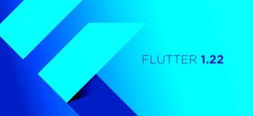 Co nowego w Flutter 1.22