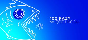 Developerzy pracują ze 100 razy większą ilością kodu niż 10 lat temu