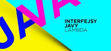 Interfejsy w Javie - Wyrażenia lambda