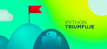 Python wyprzedza Javę w najnowszym rankingu TIOBE