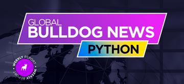 Co nowego w świecie Pythona? Przegląd prasy z Bulldogiem