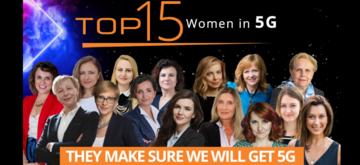 Lista top-15 kobiet w 5G
