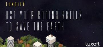 Gra Luxcity - uratuj Ziemię przed inwazją obcych