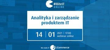 BiteIT #65: Analityka i zarządzanie produktem IT