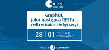BiteIT #66: GraphQL – jako następca REST-a... czyli czy JSON może być sexy?