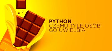 Python ma już 30 lat. Dlaczego tyle osób go uwielbia?