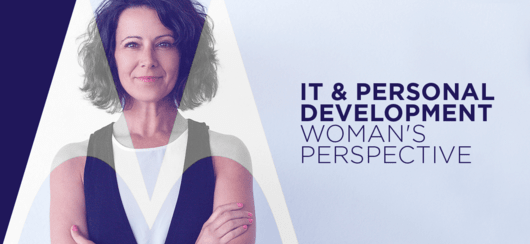 IT & Personal Development - Woman's Perspective