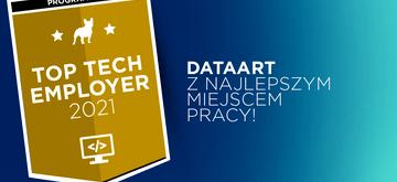 TTE 2021: Pracownicy DataArt najbardziej zadowoleni ze środowiska pracy