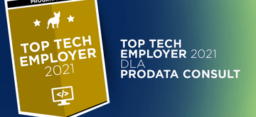 ProData Consult z tytułem Top Tech Employer 2021