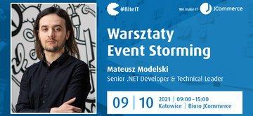 BiteIT #72: Warsztaty Event Storming