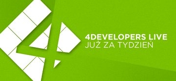 4DEV Live 2021 – jesienna edycja tuż tuż