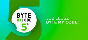 Jubileuszowa edycja Byte My Code