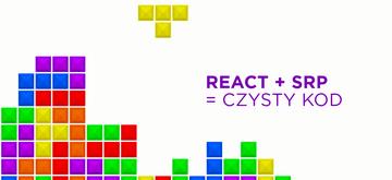 SOLIDne podpowiedzi jak wyczyścić kod w REACT